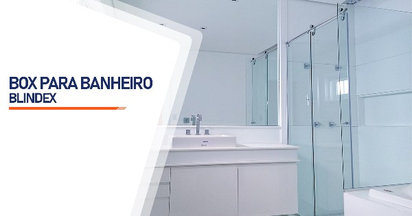 Box para Banheiro Blindex  São José do Rio Preto