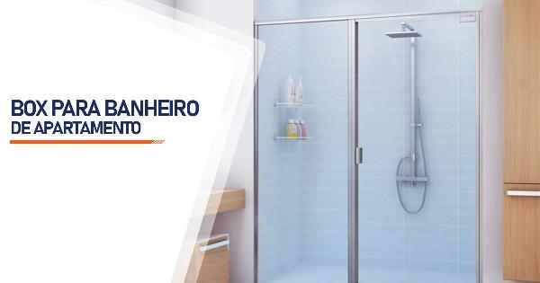 Box para Banheiro de Apartamento São José do Rio Preto