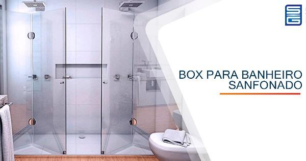 Box para Banheiro Sanfonado São José do Rio Preto