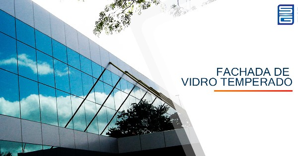Fachada de Vidro Temperado São José do Rio Preto