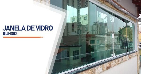 Janela De Vidro Blindex São José do Rio Preto