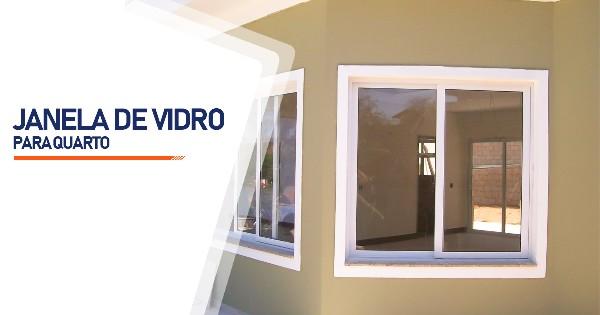 Janela De Vidro Para Quarto São José do Rio Preto